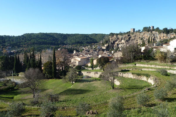 Tourisme près de Cotignac