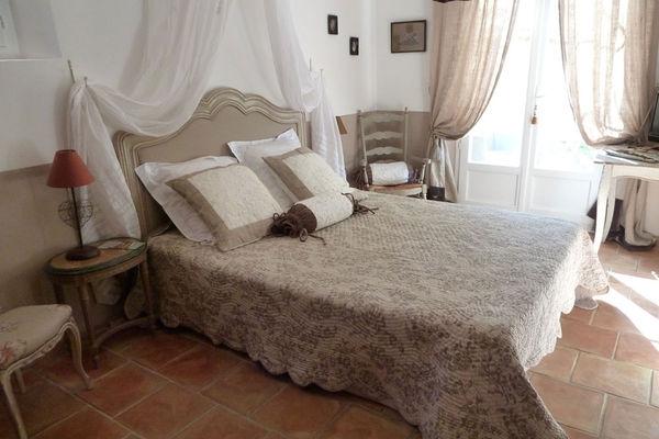 Chambres - Mas de l'Olivette