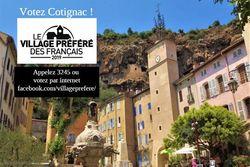 En liste pour le Village préféré des Français